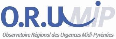 logo Observatoire Régional des Urgences Midi-Pyrénées