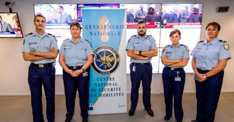 French Gendarmerie CNSM