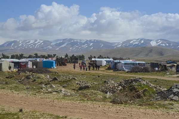 camp de réfugiés