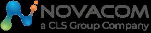 logo Novacom, a CLS Group Company